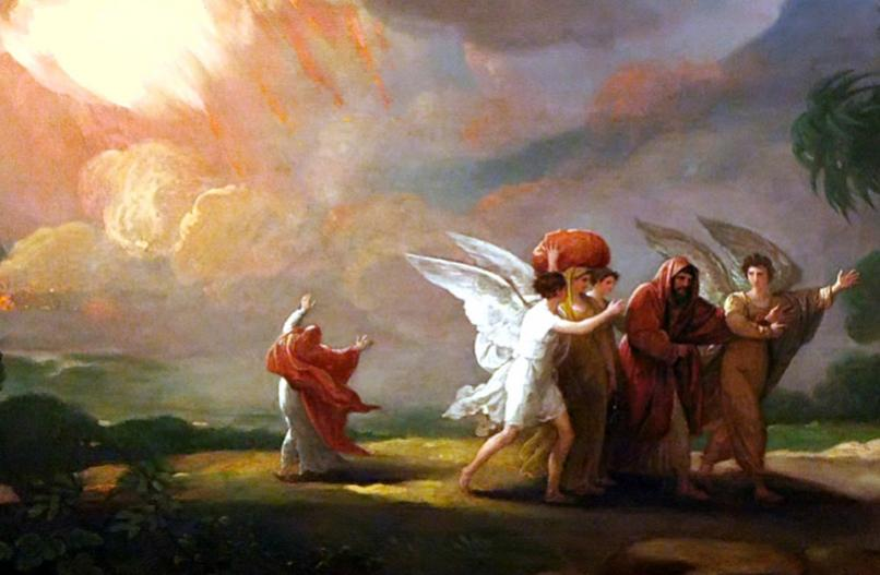What sin did sodom and gomorrah commit